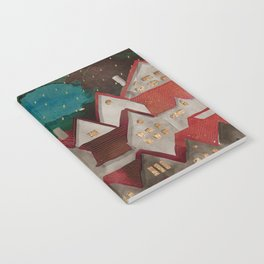 Cozy roof Notebook