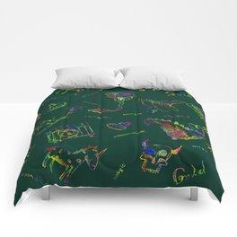 Magic symbols Comforters
