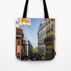 Montmartre series 7 Tote Bag