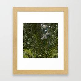 DISCONNECTED 2 - ∀ Framed Art Print