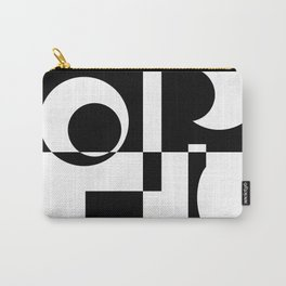 Abstract Figure 02 Carry-All Pouch