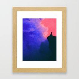 Un nouveau monde Framed Art Print