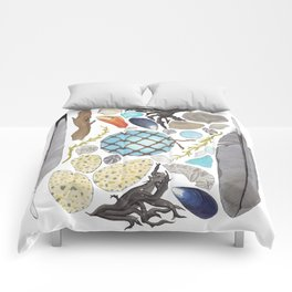 Coastal Treasures Comforters