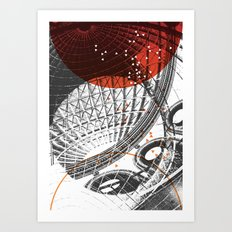 The Corn Exchange Art Print