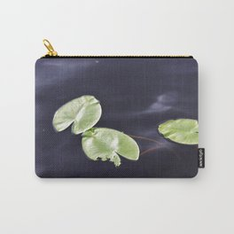 Waterlily pads Carry-All Pouch