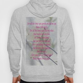 Mothers Day Dogwood Hoody