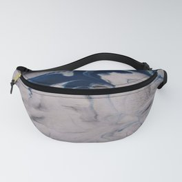 The Blue Wave Fanny Pack
