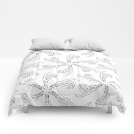 Multiple Digits Comforters