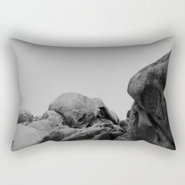 Joshua Tree Rock Formations II Rectangular Pillow