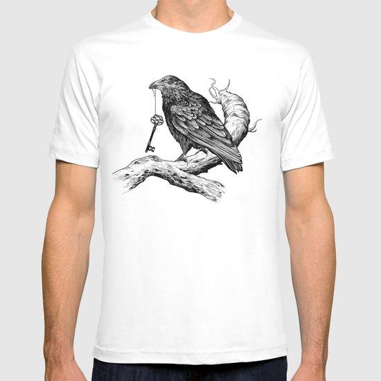 Raven's Key T-shirt