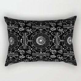 Zodiac Bandana Rectangular Pillow