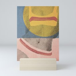Gerald Laing's Girls 2 Mini Art Print