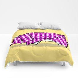 Origami Pig Comforters