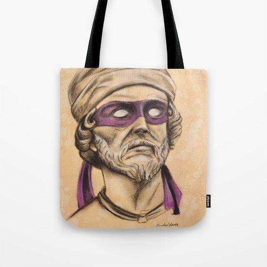 Donnie TMNT Tote Bag