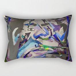 past leads Rectangular Pillow