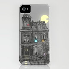 Haunted by the 80's iPhone (4, 4s) Slim Case