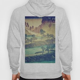 A Valley in the Evening Hoody