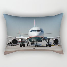 AIRLINER2 Rectangular Pillow