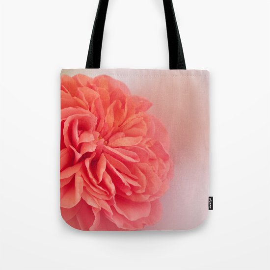 A Touch of Love - Pink Rose #2 #art #society6 Tote Bag