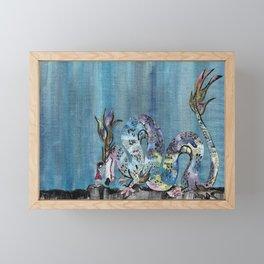 Inner world Framed Mini Art Print