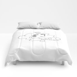 Doll Face Comforters