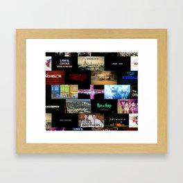 Val4532 Framed Art Print