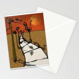 The Sidewalk Stationery Cards
