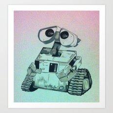 IRobot-e Art Print