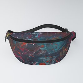 The P Explosion Fanny Pack