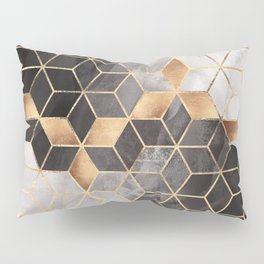 Smoky Cubes Pillow Sham