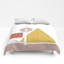 Fernsehturm Berlin / Architecture Utopia Comforters