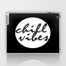 Chill Vibes Laptop & iPad Skin