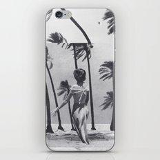 Tropical Storm iPhone & iPod Skin