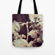 Blossoms Breaking Tote Bag