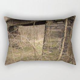 Railroad Bridge Rectangular Pillow