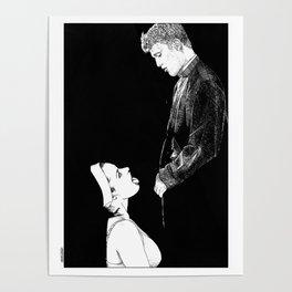 asc 274 - La possession de Marie Magdala (The possession of Mary Magdalene) Poster