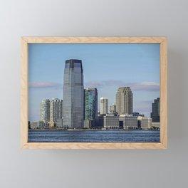 Manhattan, NY Framed Mini Art Print