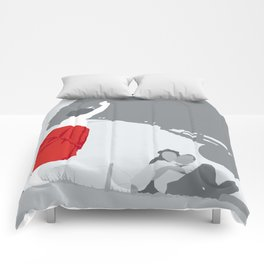 Smallville Blowout Comforters