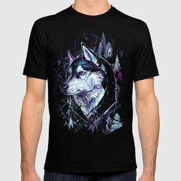 Husky spirit T-shirt