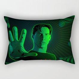 The Matrix Rectangular Pillow