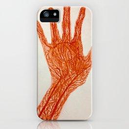 Held iPhone Case