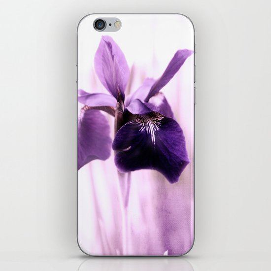 Iris Dream iPhone & iPod Skin
