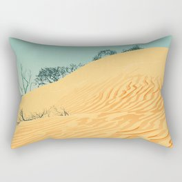 Sandbanks Provincial Park Poster Rectangular Pillow