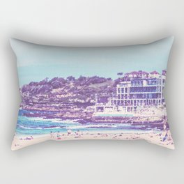 Bondi Beach Haze Rectangular Pillow