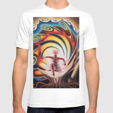 Creation Mens Fitted Tee White MEDIUM