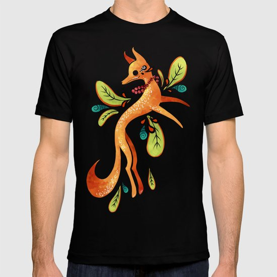 Autumn Fox T-shirt