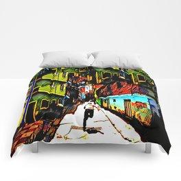 Run! Comforters