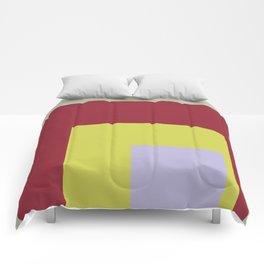 Color Ensemble No. 8 Comforters