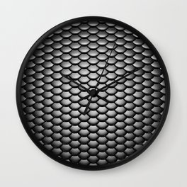 Scales background Wall Clock