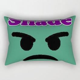 Throw Some Shade Rectangular Pillow